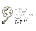 World Luxury Restaurant Awards Winner 2017